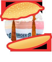 Milkshakes Burger 25 Toms River, NJ